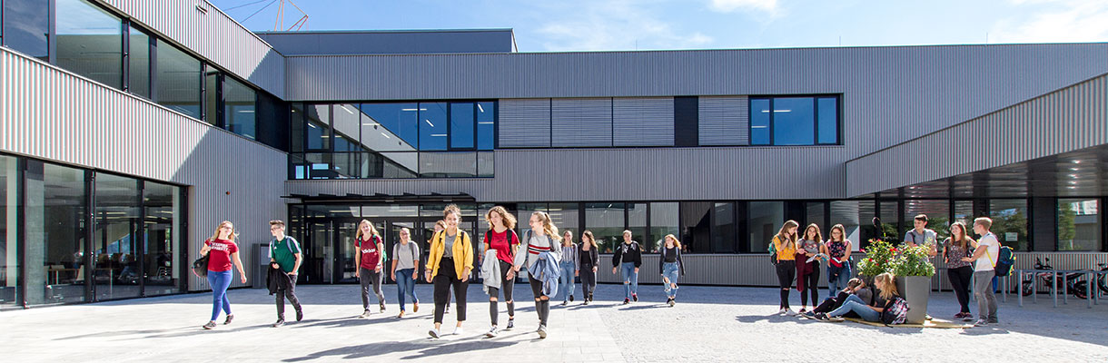 HLW Amstetten - neues Schulgebäude
